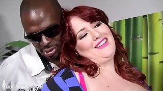 BBW whore frightening remarkably hot scene