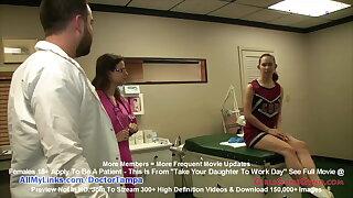 Melody Jordan Shocked As Doctor Tampa Takes  Daughter 2 Work