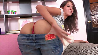 CFNM Teen Ass Fucked apart from Private Tutor