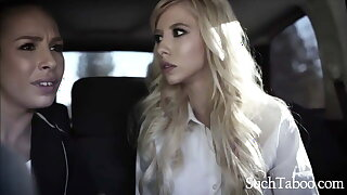 Old Driver Tricks & Fucks With Two Infancy - Kenzie Reeves