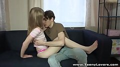 Teeny Lovers - Put that dick where it belongs Sonja!