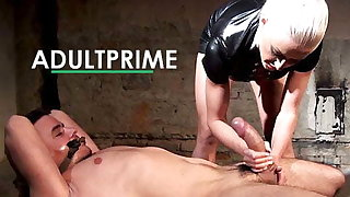 Bound Men Wanked Cumpilation by AdultPrime