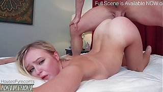 18 year old Picked With reference to and Fucked Natalia Queen