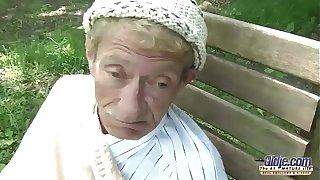 Old Young Porn Teen Gold Digger Anal Sex Nearby Wrinkled Old Man Doggystyle