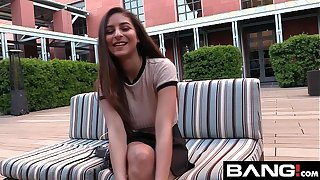 BANG Real Teen: Nina is Your Perfect Innocent Order of the day GIrl