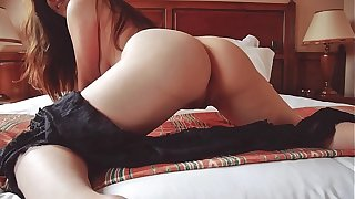 GFE JOE – Smarting unnoticed GF asks you to geezer off (FRENCH).