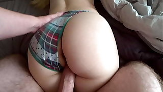 The Turn Sister asked her Turn Brother round wake her in the morning with a fuck