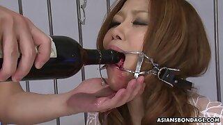 Nippon nasty whore Hibiki Otsuki xxx clip