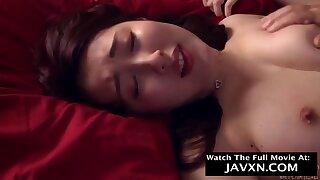 Japanese stunner lovable adult scene